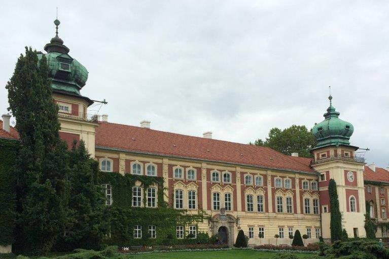 Schloss Lancut