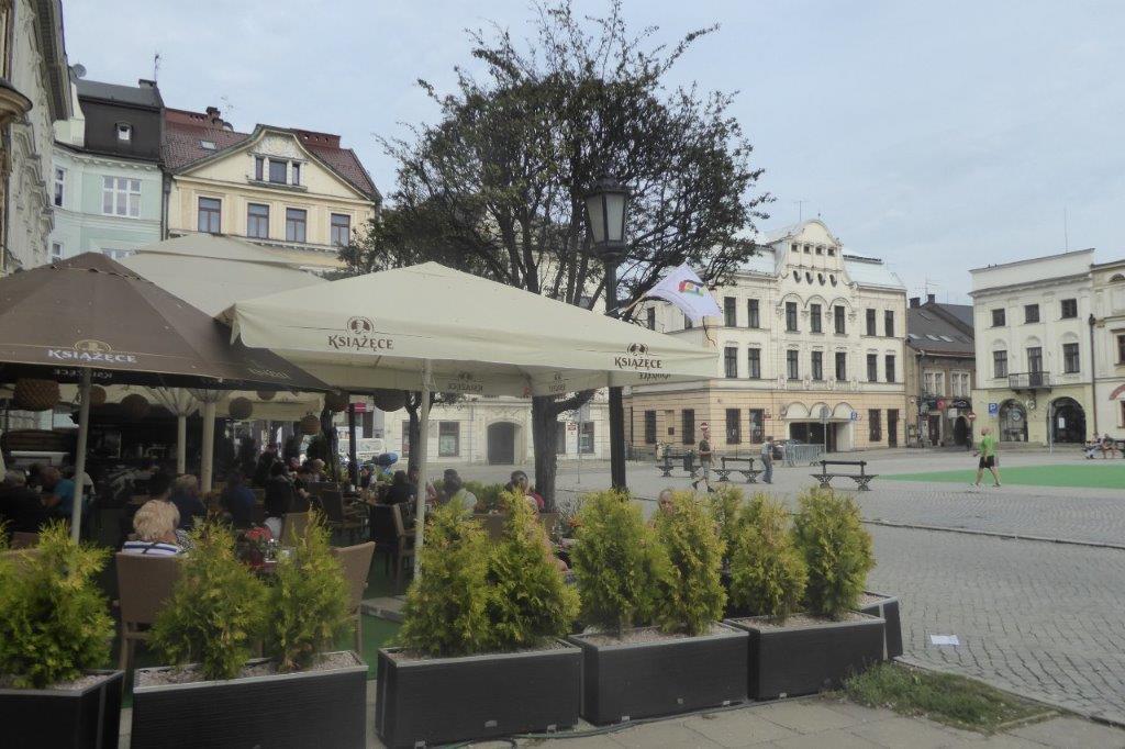 Hauptplatz Teschen