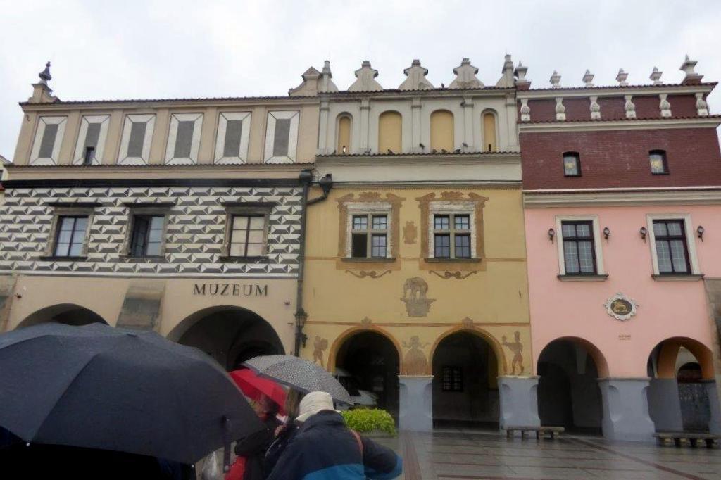 Hauptplatz Tarnow
