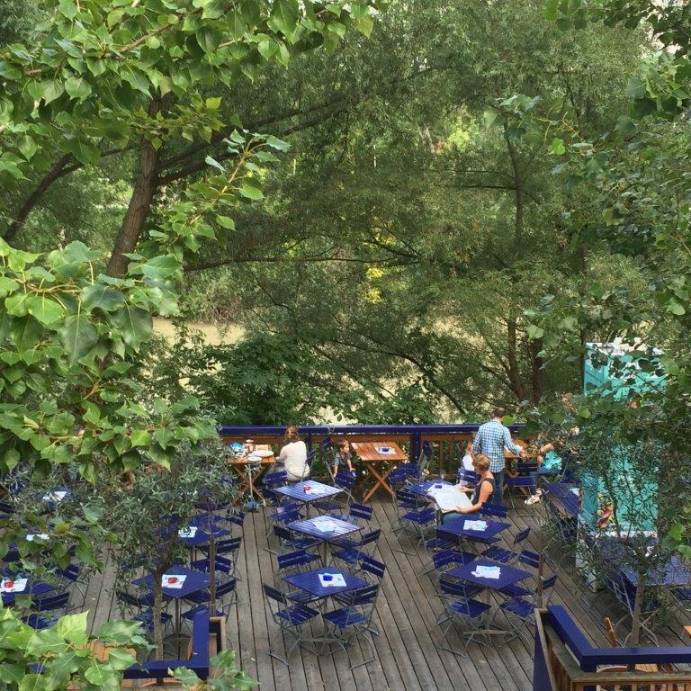 Summerstage am Donaukanal