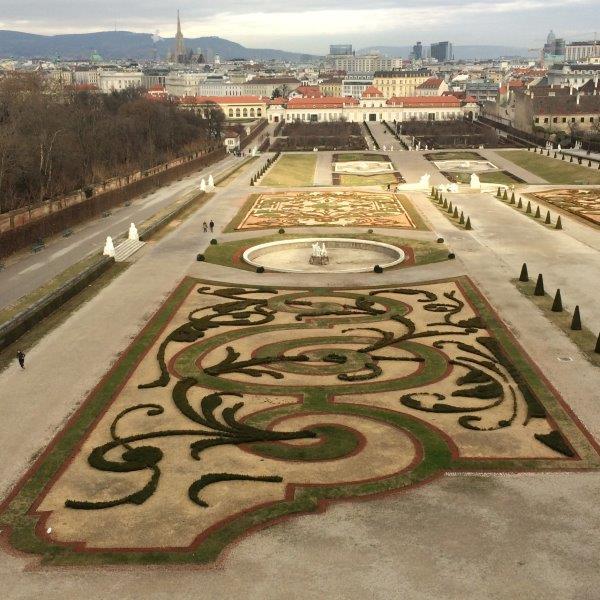 Schlossgarten Belvedere