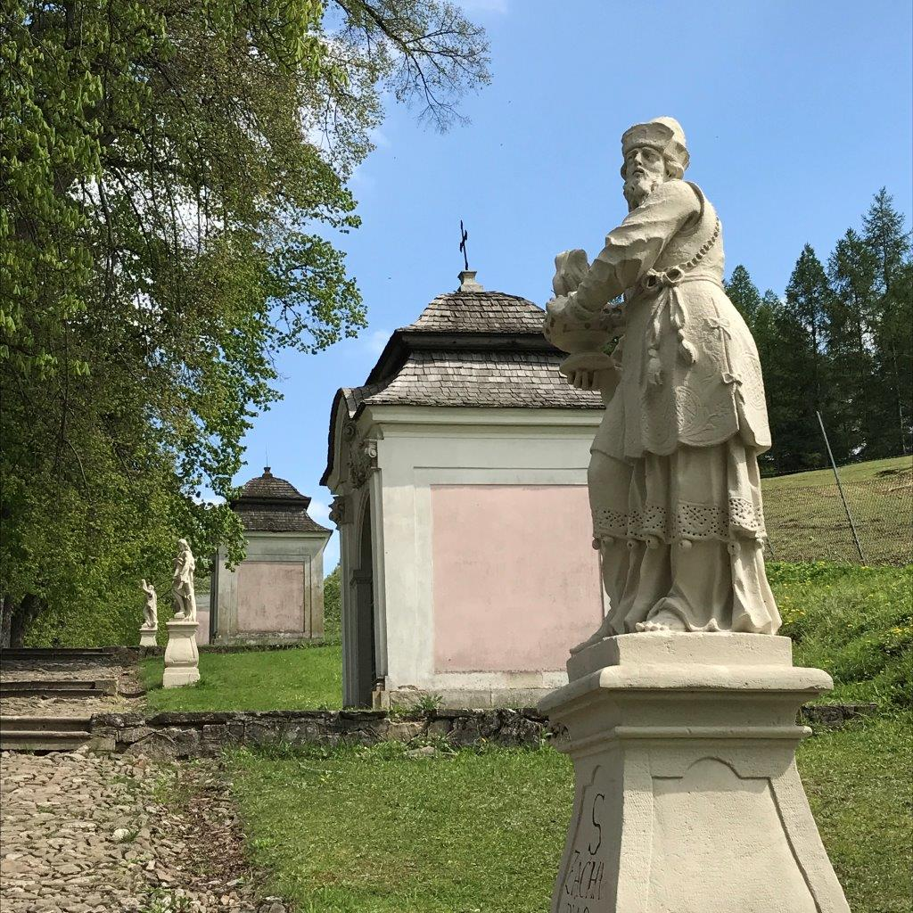 Kreuzweg Heiligenkreuz