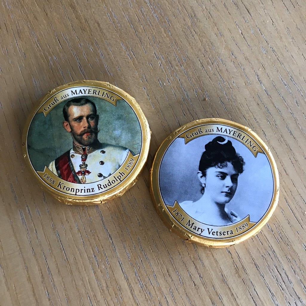 Kronprinz Rudolf und Mary Vetsera