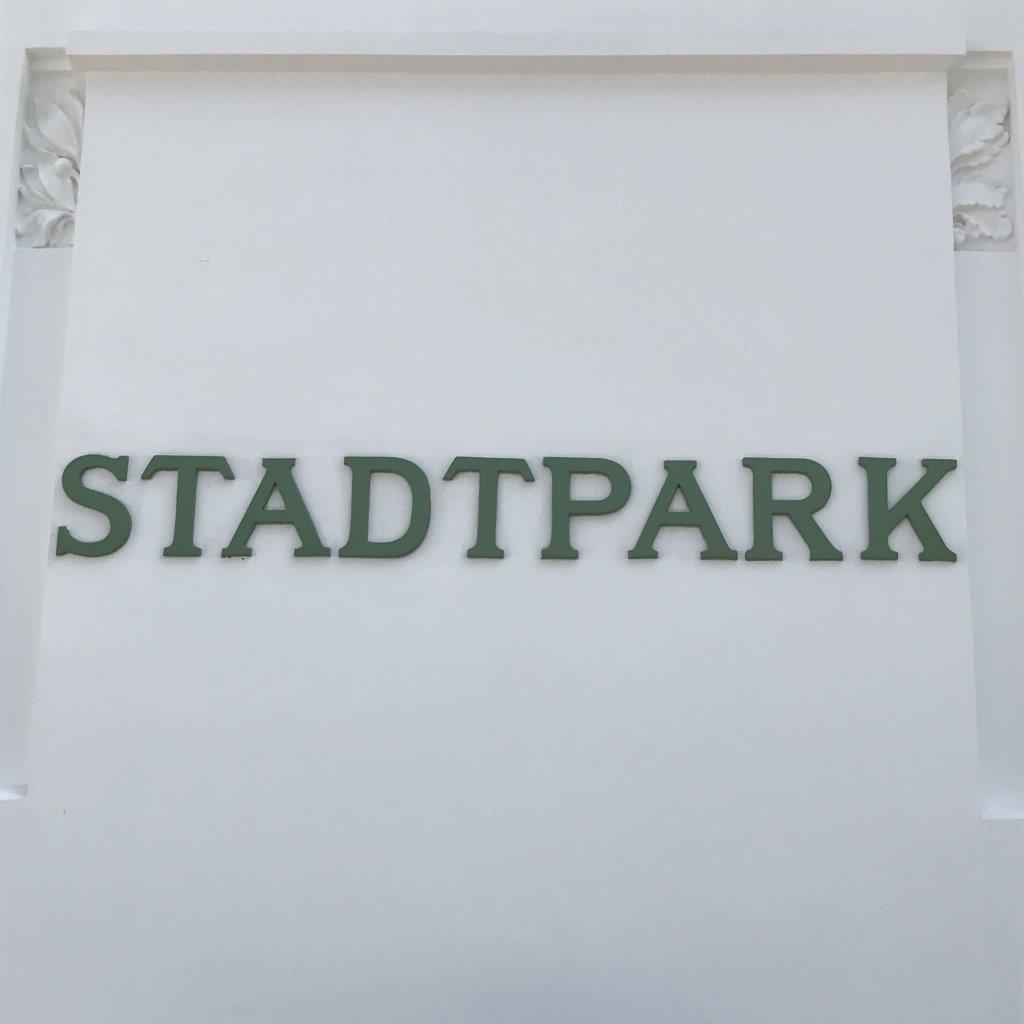 U4-Station Stadtpark