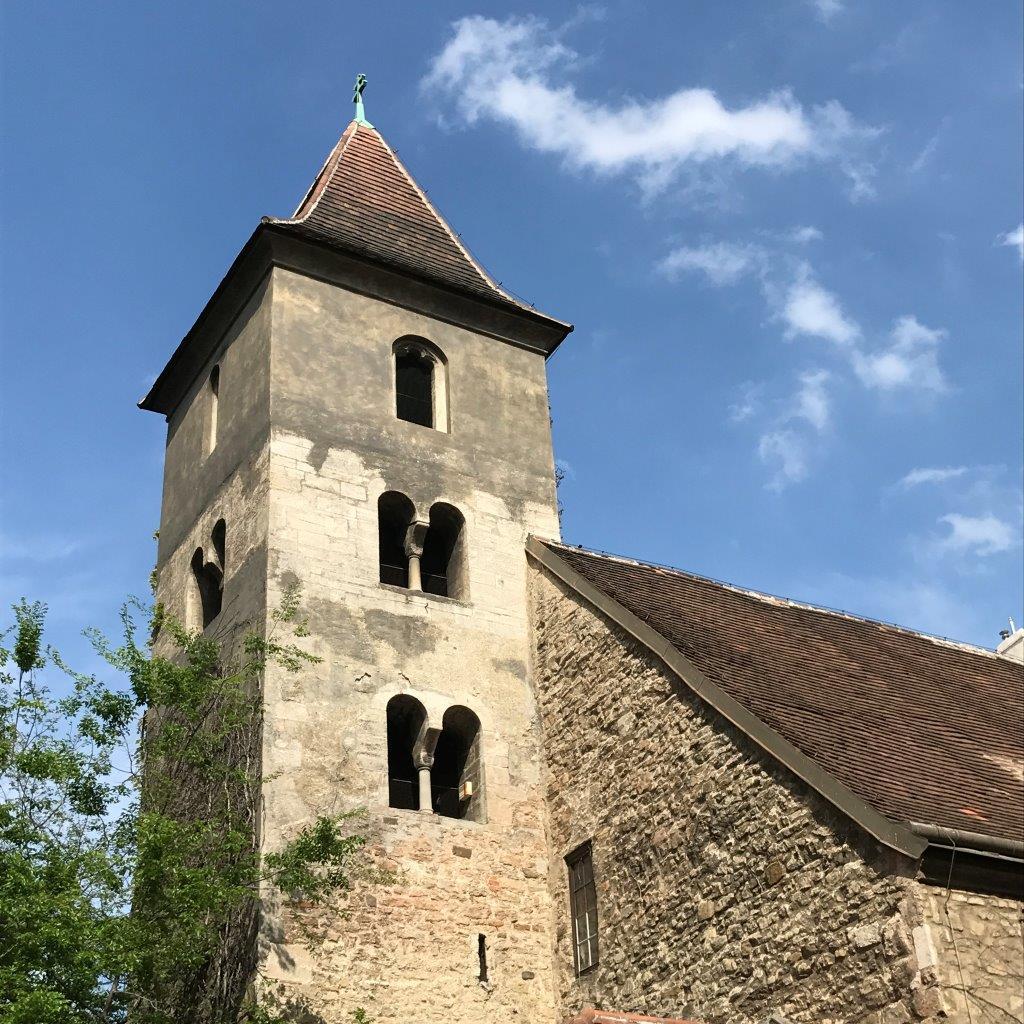 Ruprechtskirche - älteste Kirche Wiens