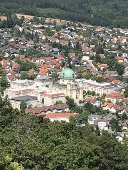 Berndorf vom Guglzipf