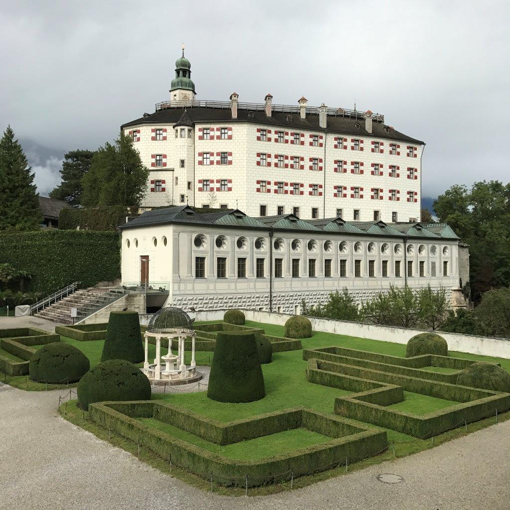 Schlosspark Ambras