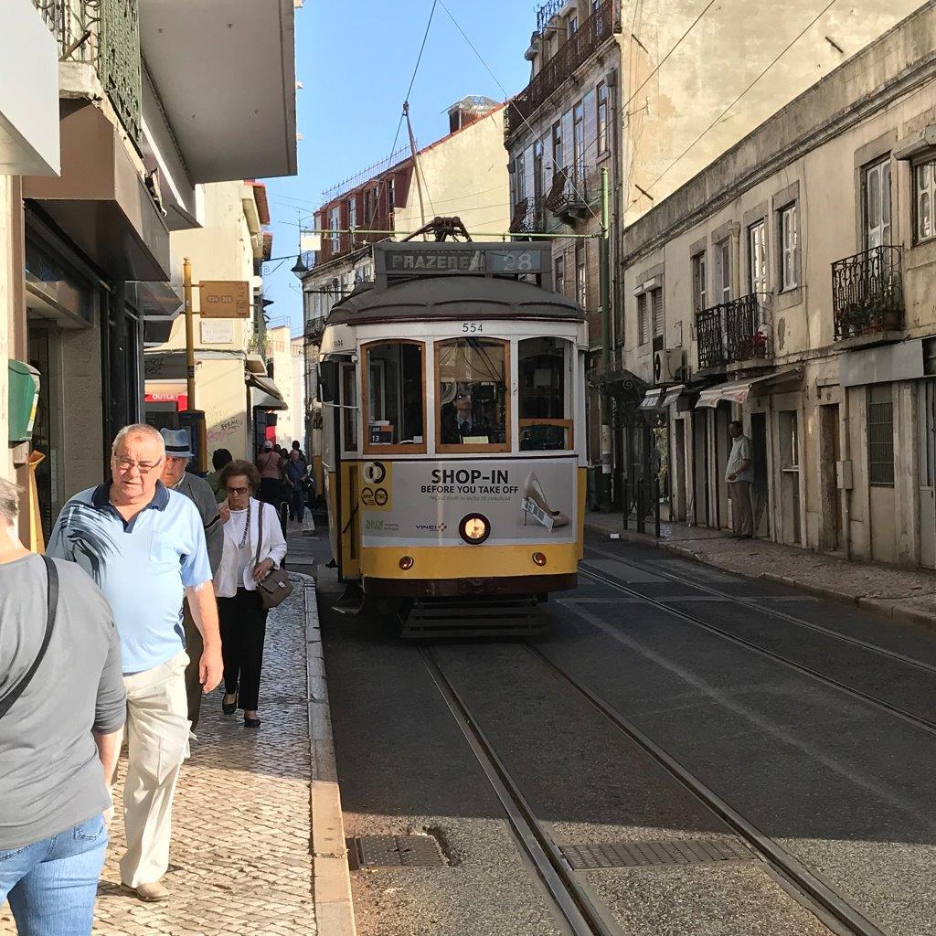 Straßenbahn 28