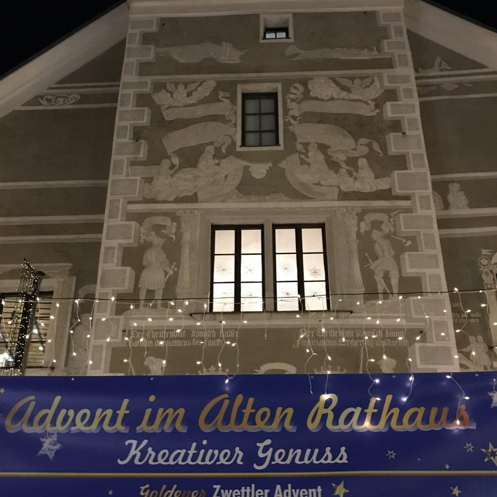 Altes Rathaus Zwettl
