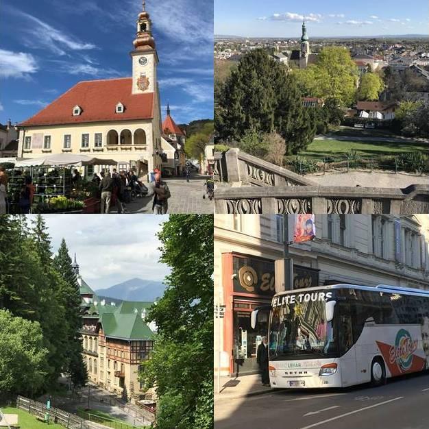 Ausflüge von Wien