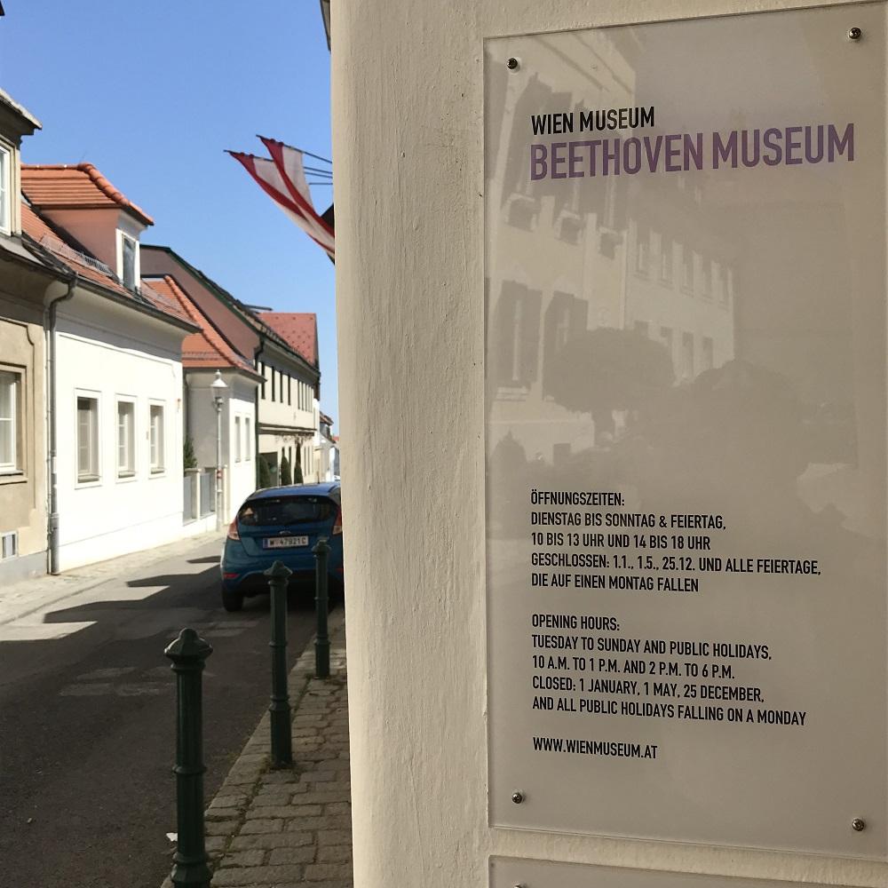 Beethoven Museum, Wien 19