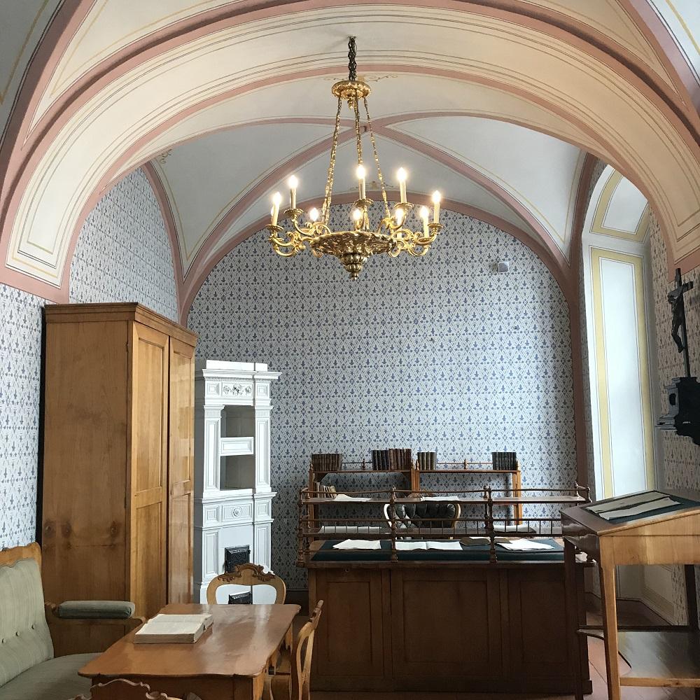 Grillparzer-Zimmer im Literaturmuseum