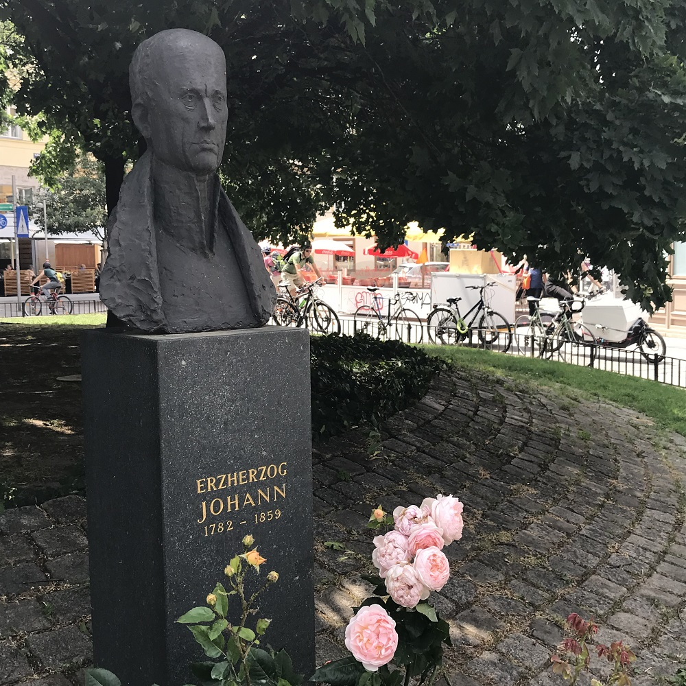 Denkmal Erzherzog Johann