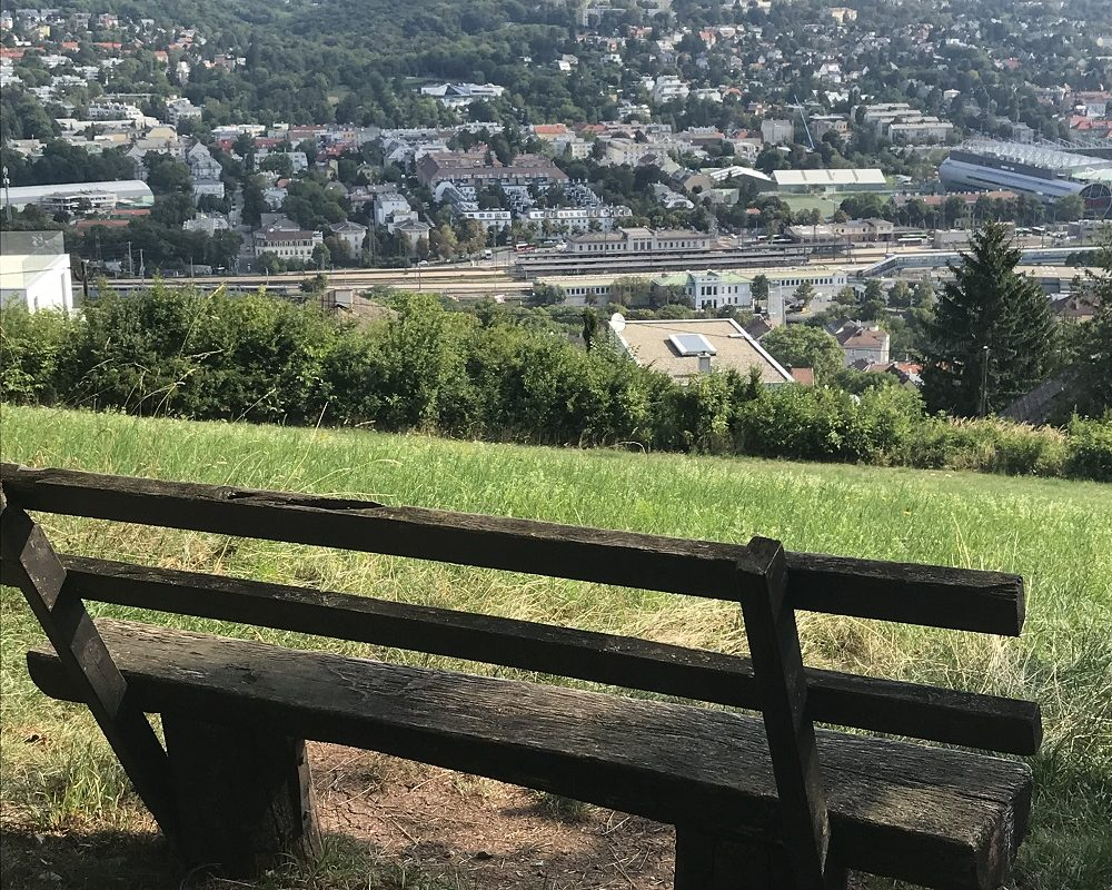 Blick ins Wiental