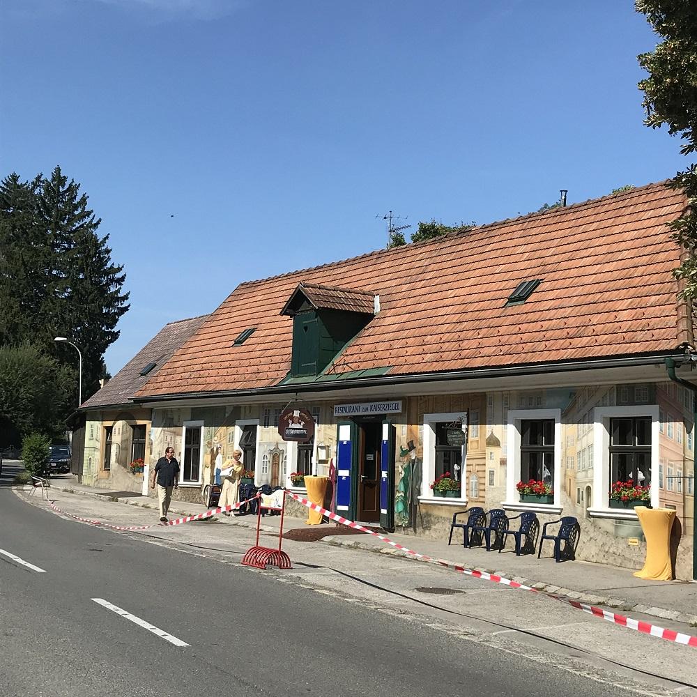 Restaurant Kaiserziegel Kaltenleutgeben