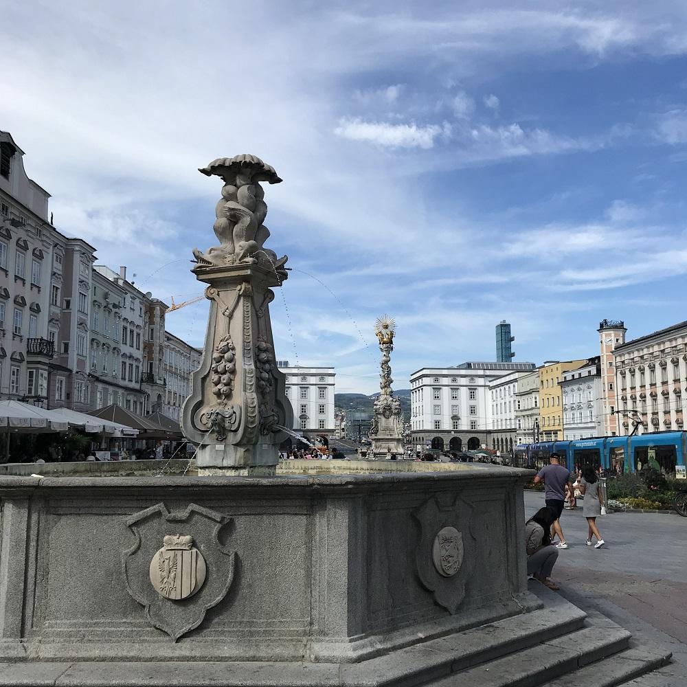 Hauptplatz Linz