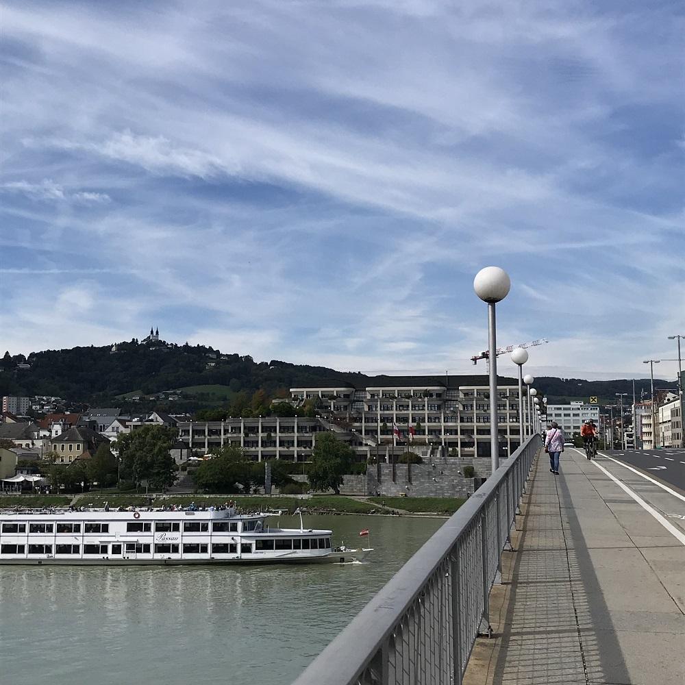 Nibelungenbrücke Linz