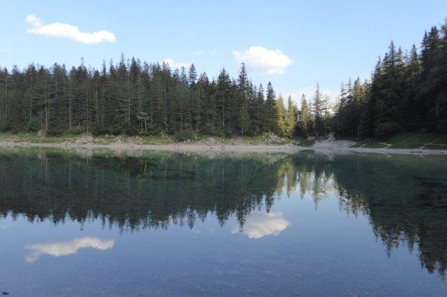 Tragöß Grüner See