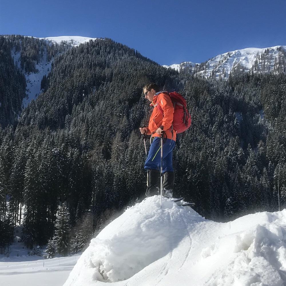 Schneeschuhwandern Lesachtal