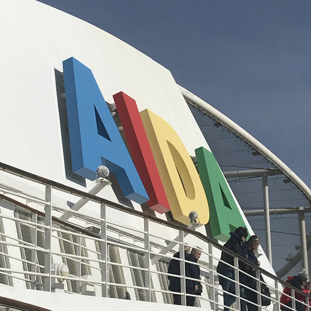 Unser Schiff: die AIDADiva