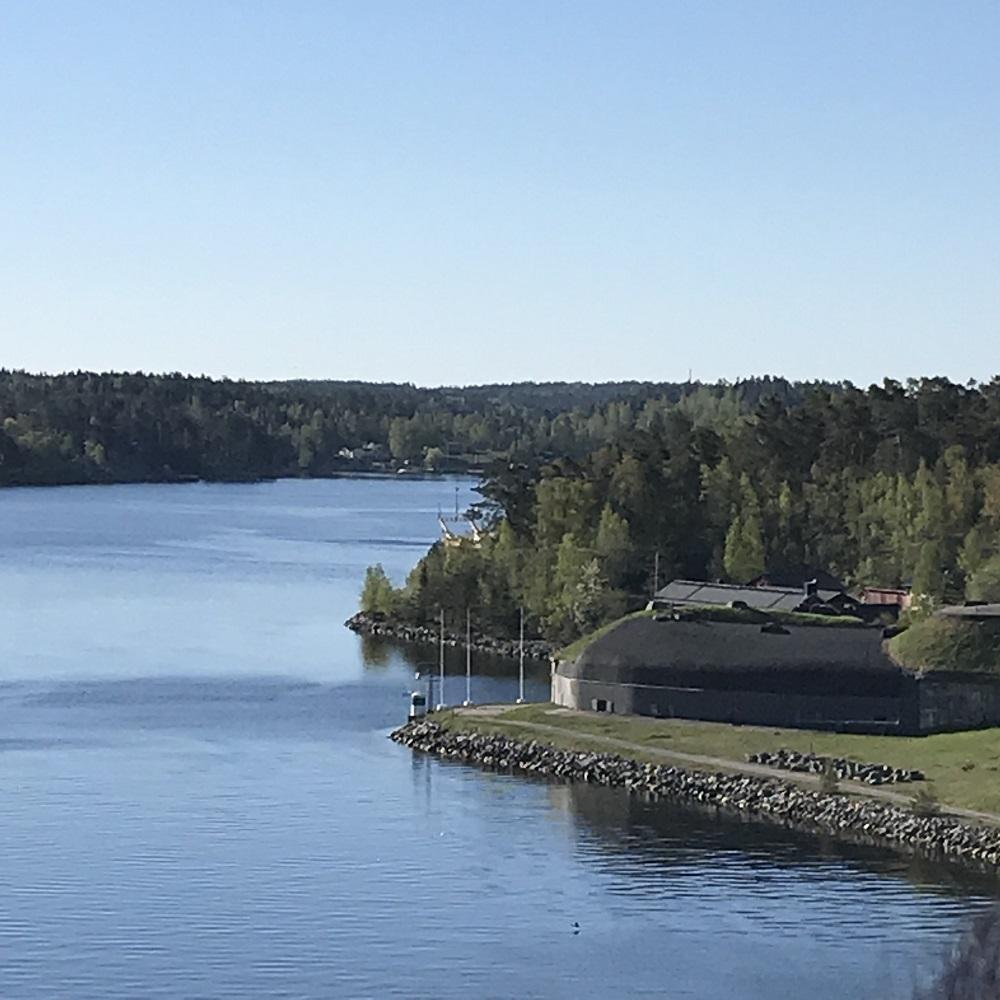 Schärengarten Stockholm