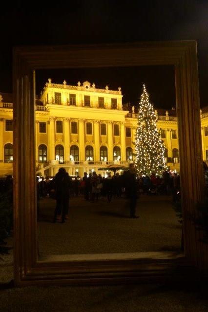 Weihnachtsmarkt-Schönbrunn